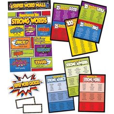 SUPER WORD CHOICES BB SET, CD110311