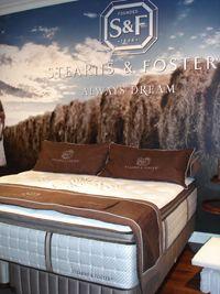 Pillow Top Mattress From Stearns Foster Midland Texasmattresseslas Vegas