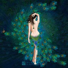 Fantasy art by Scarlett Chou - ego-alterego.com