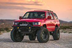 F5 – Stealth Custom Series™ Toyota Girl, Toyota 4, Toyota Trucks, Lifted Ford Trucks, Toyota Runner, 4th Gen 4runner, Tacoma Truck, Overland Truck, Automotive Photography