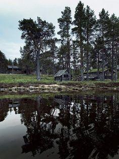 Astioiden alkukoti – Tapio Wirkkalan design-klassikot syntyivät Lemmenjoen suulla - Lappi - Sunnuntai - Helsingin Sanomat