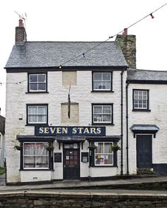 Seven Stars, Penryn by Tim Green aka atoach, British Pub, Great British, British Isles, Truro Cornwall, Cornwall England, Places To Travel, Places To See, Tavistock, Old Pub