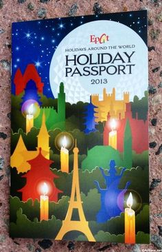Epcot Holidays Around the World opening day report - pin for next year!
