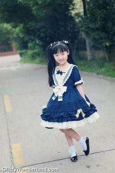 Sailor Lolita Dress OP