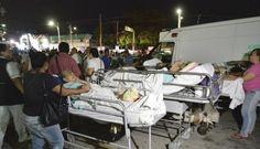 México es sacudido por un terremoto de 8,1; al menos cinco muertos tras el fuerte sismo