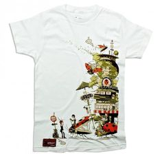 e21199a12 Giveaway: 3 Anime Tees From Boomslank Graphic Tees, Giveaway, Graphic T  Shirts