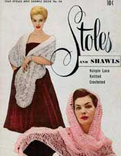 Stoles and Shawls, Star Book 86 | Crochet Patterns