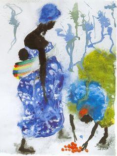 Las pinturas de Miguel Barceló - Arte, pintura
