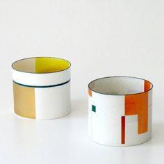 Ceramics by Danish artist Bodil Manz