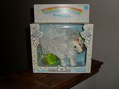 My Little Pony G1 MIB UK Wedding Bells and 50 similar items