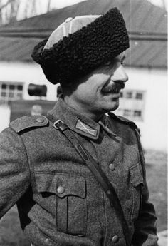 dda22781a62 Cossack volunteer in the German army. Many Soviet Kuban Cossacks chose to  switch to the