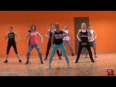 Shaky Shaky - Daddy Yankee Zumba Choreography - YouTube
