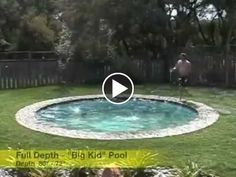 Hidden Water Pool On Pinterest Disappearing Pool Hidden