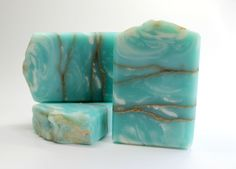 Abalone Sea Soap Cold Process Soap Handmade Soap by Clensberry, $6.00
