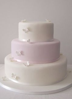 Ah, memories...my wedding cake was based on this design <3