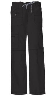 Dickies Gen Flex (Contrast) 857455T Low Rise Drawstring Cargo Pant