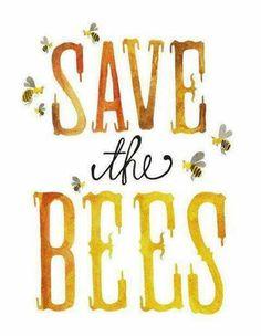 Pour nos amies les abeilles