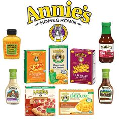 Annie's Brand is a fantastic easy go to brand of choice! It's organic and high in Protein and it taste amazing!