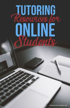 Online Learning Tips, Tutoring for Online Students, Adult Learners, Online College, Online Class #onlinecolleges