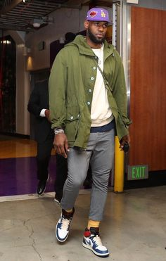 48 Best Lebron images | Nba fashion, Lebron james, King lebron