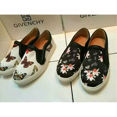Givenchy Women and Men Casual Printed 35-44 Mesh Shoes Given2015062602