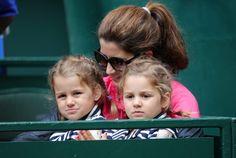 Myla Rose and Charlene Riva Federer