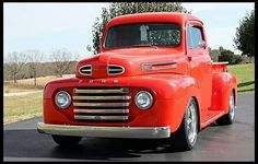 1950 Ford Pick up truck