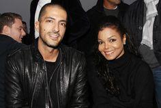 Entertainer #JanetJackson and Billionaire husband #WissamAlMana #CoupleLove