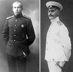 russian naval officers
