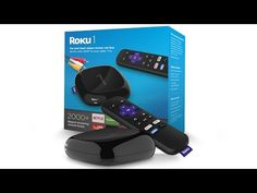 [VIDEO] The #Roku1 is the best basic player money can buy. It works with HDMI and most older TV's via composite cables just in case your TV doesn't have HDMI.