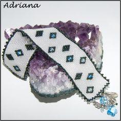 Bižutéria Adriana - moja korálková tvorba | .....náramky