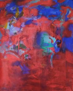 Grand Format, Nature, Painting, Abstract Landscape, Acrylic Paintings, Contemporary, Toile, Naturaleza, Painting Art