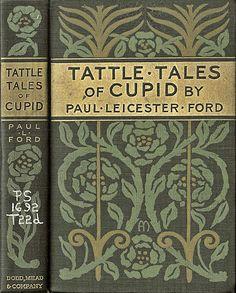 1898 book cover by Alice Cordelia Morse