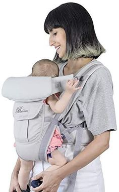 Baby Carrier Wrap Newborn to Toddler, FEEMOM 6-in-1 Kangaroo Baby Carrier Backpack Front and Back for Dad and Mom, 0-36 Months : Baby