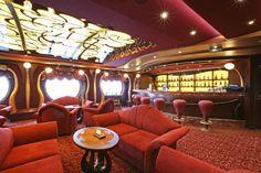 #MSCFantasia #Cigar Lounge