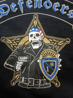 Call 781-848-1235 for your custom printing or embroidery needs of apparel, uniforms, banners, decals, coozies, mousepads, promotional items and a total of a million products to customize! AmericanReflective@gmail.com #skull #american #america #red #white #blue #shield #defender #gun #biker #custom #tshirt
