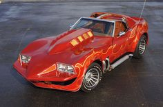"1973 Corvette Stingray from the 1978 movie ""Corvette Summer"" ★。☆。JpM ENTERTAINMENT ☆。★。"