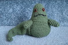 Star Wars Jabba the Hut Amigurumi Doll