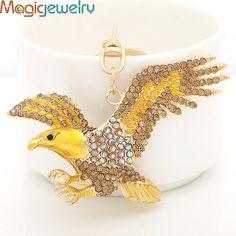 Large Rhinestone Fly Eagle Keychain Keyring Fashion Crystal Animal Alloy Key Chain Ring  http://www.aliexpress.com/store/product/Large-Rhinestone-Fly-Eagle-Keychain-Keyring-Fashion-Crystal-Animal-Alloy-Key-Chain-Ring-for-Men-Handbag/1246187_1927577156.html