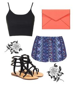 """Untitled #229"" by kate6315 ❤ liked on Polyvore featuring Ally Fashion, Topshop, Mystique, Rebecca Minkoff and Forever 21"