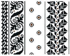 Folk Embroidery, Cross Stitch Embroidery, Ceramic Design, Adobe Illustrator, Projects To Try, Romania, Crochet, Fabric, Punto De Cruz
