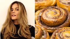 Hair color inspired by a cinnamon roll is the latest beauty trend. Here's how to get the spicy but sweet look.