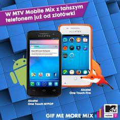 Android czy Firefox?   Sprawdź w naszym esklepie - http://www.mtvmobile.pl/esklep/mix-z-tanszym-telefonem/