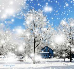 gif snow picture - Google Search