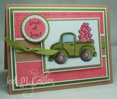 Stampin Up Loads of Love   CC204A Loads Of Love!