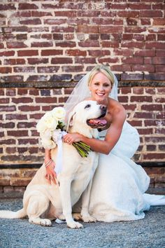 Alex the Photo Guy Featured on Style Me Pretty! Picture with your dog! I love!
