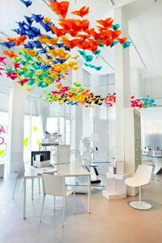 amazing idea! good vibe environmental work space