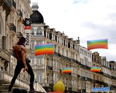 Bruxelles, Belgium: peace, beauty, love and equality.