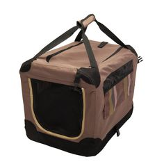 Favorite Top Load Soft Portable Car Travel Vet Visit Pet Dog Cat Carrier -- More info could be found at the image url.