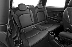 #MINI Cooper 2014 rear seats